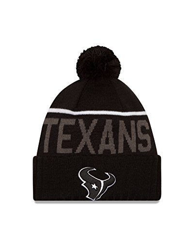 NFL Houston Texans 2015 Sport Knit, Black, One Size