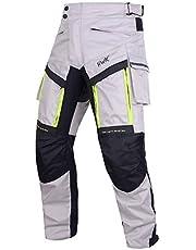 HWK Motorcycle Pants Cargo Pants Work Pants for Men Adventure Hi-Vis All-Purpose