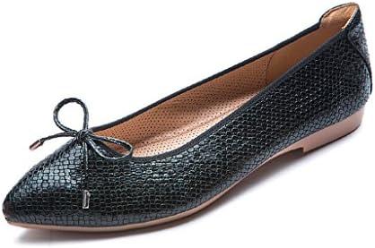 Lazo elegante suave Zapatillas de ballet Roll Up zapatos zapatos de viaje para llevar las mujeres embarazadas