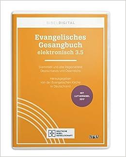 evangelisches gesangbuch elektronisch