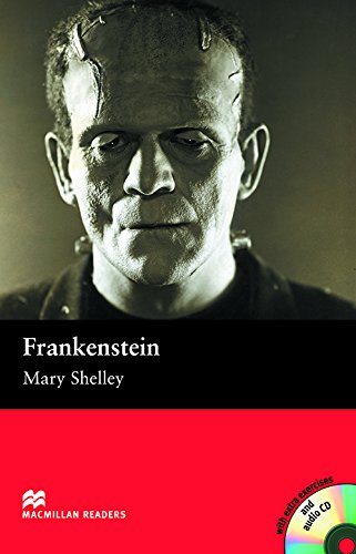 Frankenstein - With Audio CD (Macmillan Reader) by Macmillan Education