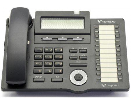 Vertical Communications Edge 700 24 Button Phone - Part Number VW-E700-24B by Vertical Communications (Renewed)