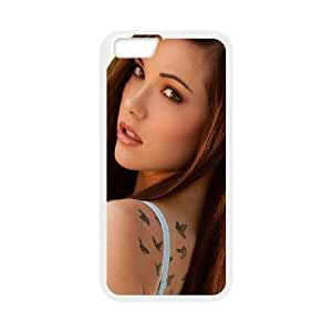 Elizabeth Marxs iPhone 6 Plus 5.5 Inch Cell Phone Case White Exquisite gift (SA_470233)