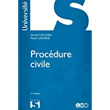 Procédure civile (Université) (French Edition)