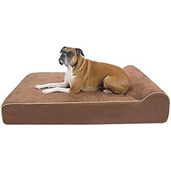 Amazon.com : FrontPet Lux Orthopedic Dog Bed/Premium
