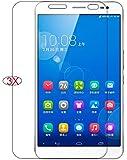 KuGi Huawei MediaPad X1 / Huawei MediaPad X2 保護フィルム 薄型 高透過率 指紋防止 高光沢 3枚パック