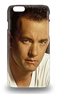 For Iphone Tom HanksAmerican Male Forrest Gump Protective 3D PC Soft Case Cover Skin Iphone 6 3D PC Soft Case Cover ( Custom Picture iPhone 6, iPhone 6 PLUS, iPhone 5, iPhone 5S, iPhone 5C, iPhone 4, iPhone 4S,Galaxy S6,Galaxy S5,Galaxy S4,Galaxy S3,Note 3,iPad Mini-Mini 2,iPad Air )