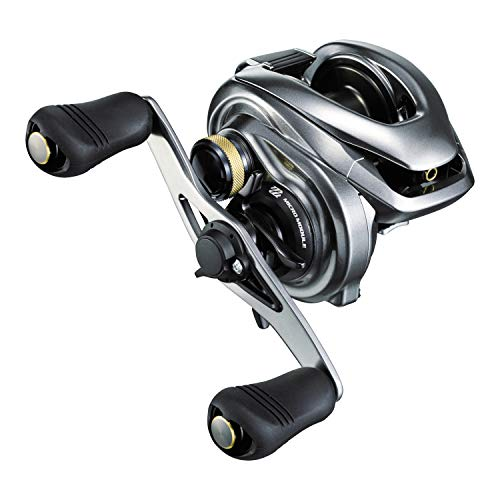 Shimano METANIUM DC 100XG 8.5:1 Right Handed Digital Control BAITCASTING Reel