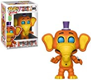 Funko Collectible Figure Pop Games Five Nights At Freddy'S Pizza Simulator-Orville Elephant, Multicolor