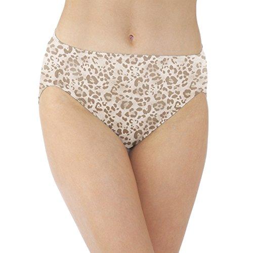 913d15ca2 Vanity Fair Women s Illumination Hi Cut Panty 13108 - Import It All