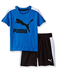 PUMA Boys Toddler Boys Boys' Archive Logo T7 2 Piece Set