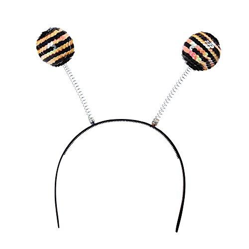 (Bristol Novelty BA048 Sequin Bee Boppers, One)