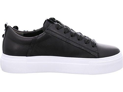 Kennel & Schmenger Plateau Sneaker Black/White