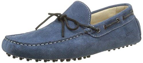 Kost Tapalo Herren Slipper Blau - Bleu (Jean)
