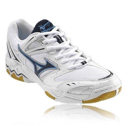 MIZUNO Wave Oasis 2 Court Shoe [blue]