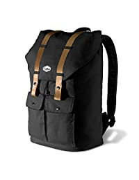 TruBlue The Original- Adaptable Personal Backpack for Laptops up to 15.6 inch, Raven