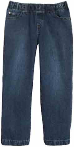cbb746b89 Daniel Jacob Big Boys  Husky Denim Jeans Full Elastic