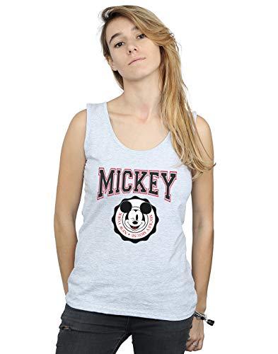Canotta New Mouse Disney Sport Gris Femme Seal Mickey York FYtqWYn