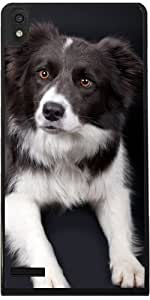Funda para Huawei Ascend P6 - Perro Encantador by WonderfulDreamPicture