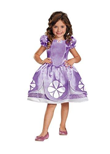 Sofia the First Baby Costume - Small / (Sofia The First Baby Costumes)