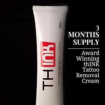 thINK Tattoo Removal Cream: Amazon.co.uk: Beauty