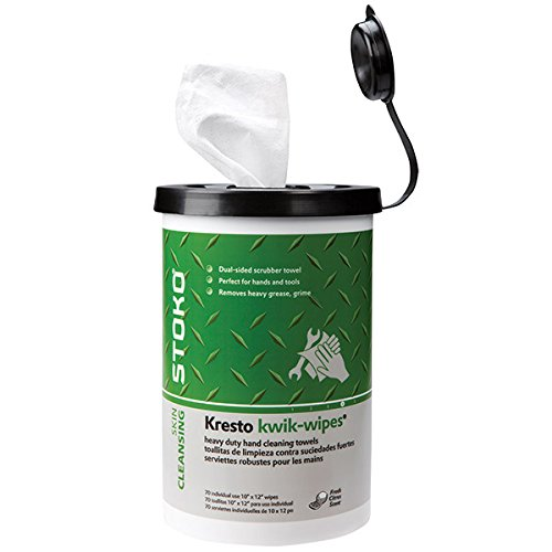 Deb Group Kresto Kwik-Wipes, 6 Containers (70 Pack)