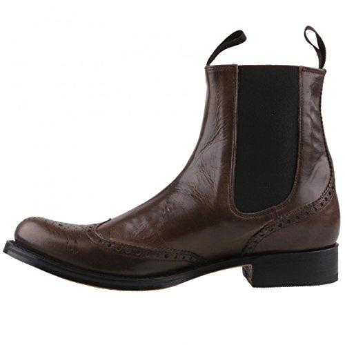 Sendra Boots, Stivali uomo Marrone marrone Marrone (marrone)