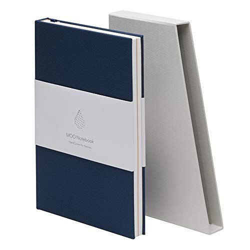 (MOO Hardcover Notebook (5.12