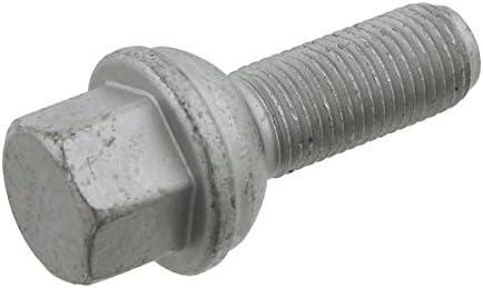 Vorderachse, Hinterachse febi bilstein 24645 Radschraube M14 x 1,5; 59 mm f/ür Stahlfelge