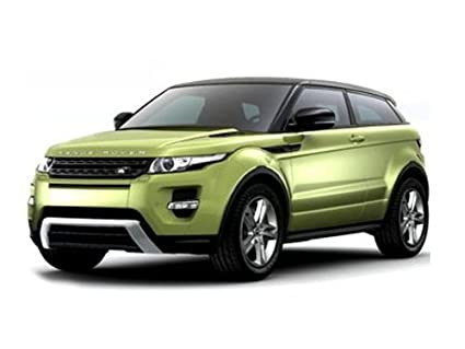 a9f39090ac941 Buy Range Rover Evoque 1 18 Green Online at Low Prices in India - Amazon.in