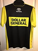 Medium Matt Kenseth Dollar General NASCAR Pit Crew Shirt JGR TOYOTA Gibbs Jersey Not Race Used