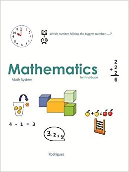 Mathematics for First Grade: Math System