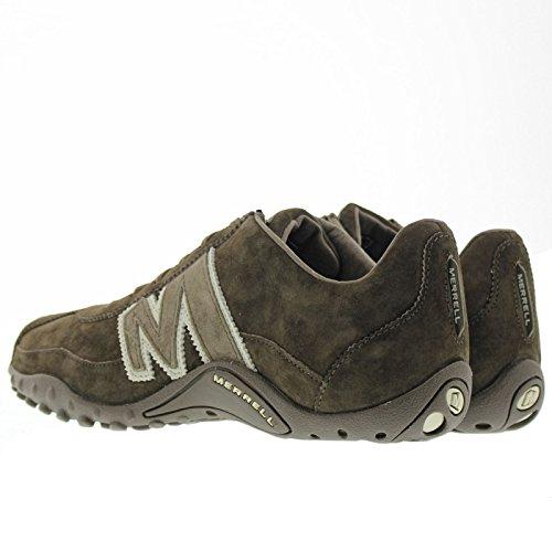 CAT Footwear Blaxland Mid - Con cordones de cuero hombre Black Outrage