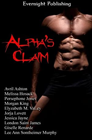 book cover of Alpha\'s Claim