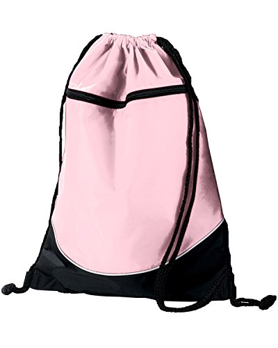Augusta Sportswear Tri-Color Drawstring Backpack. 1920 PK - KL
