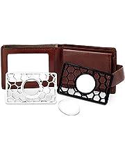 2 Pakketten Voor Apple Airtag Wallet Case Beschermhoes Creditcardformaat Portemonneehouder, Portemonneehoesje Voor Apple Airtag, Creditcardformaat Houder Voor Portemonnee