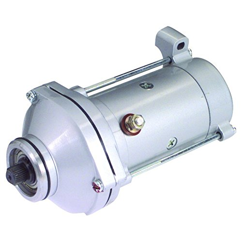 Goldwing Gl1200 Interstate - New Starter For 1985-1987 HONDA GOLDWING GL1200 GL1200A GL1200I HS41 31200-MG9-406 31200-MG9-681