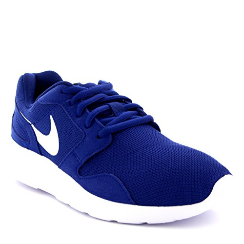 Nike Womens Kaishi Casual Running Lace Up Sports Lightweight Sneaker - Blue/White - 7.5