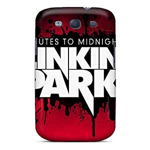 AaronBlanchette Samsung Galaxy S3 Perfect Cell-phone Hard Cover Provide Private Custom Nice Linkin Park Series [Nme10678CvKc]