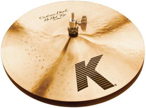 Zildjian K Custom 14 Dark Hi Hat Cymbals Pair [並行輸入品]