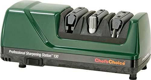 Chefs Choice 130 Professional Sharp Station Knife Sharpener by Chef's Choice