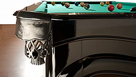 Billiard-Royal Modelo Piano 8 pies Mesa de Billar, Tuchfarbe grün ...