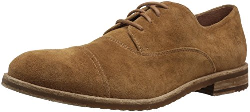 (FRYE Men's Sam Oxford, Brown, 11 Medium US)
