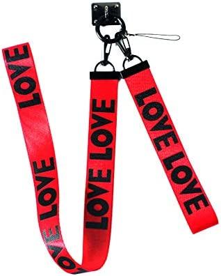 LAAT Correa para la Cuello DIY para Teléfono y Llaves Longitud de 60 cm Accesorios para Colgante Cordón de Ensanchamiento Size 60 cm (Blanco 2)
