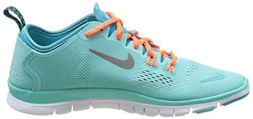 Nike Wmns Libre 5,0 Tr Fit 4 629 496 Damen Sportschuhe Infernales Türkis (trhi Trq / Lght Ash-dsty Tmc-lg)