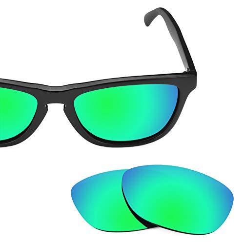 Rogue Mirrorshield Para Lentes Frogskins — Oakley Múltiples De Elite Verde Repuesto Polarizados Lx Opciones xaqwarPOfE