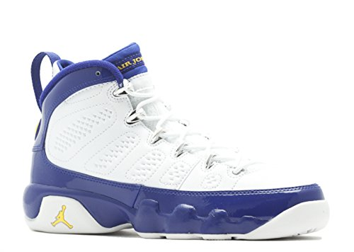 AIR Jordan 9 Retro BG (GS) 'Kobe Bryant PE' - 302359-121 - Size 4 by NIKE
