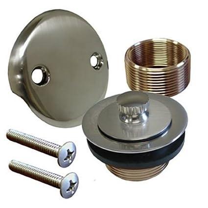 Moen T90331 Tub Drain Kit Installation Instructions Moen