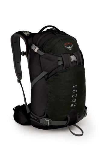 Osprey Kode 30 Pack, Black, Small, Outdoor Stuffs
