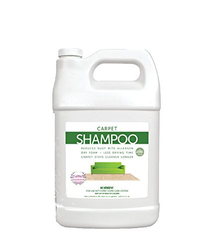 Kirby Shampoo Scented Allergen Gal #252802S